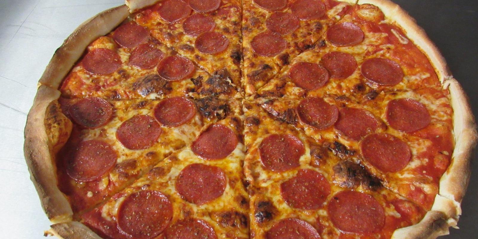American Pizza Slice Waterloo Liverpool