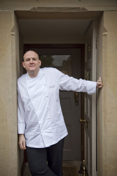 Steven smith chef patron at freemasons at wiswell for Auguste escoffier ma cuisine