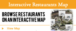 Restaurants in Derbyshire