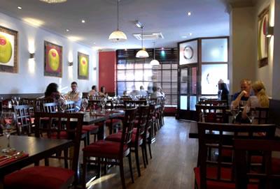 Avanti Restaurant Heaton Moor Menu