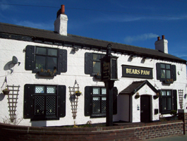 Bears Paw Inn Knutsford, Cheshire