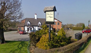 Boot and Slipper Inn Wettenhall, Cheshire