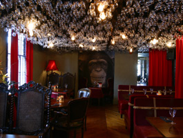 The Bubble Room Alderley Edge, Cheshire