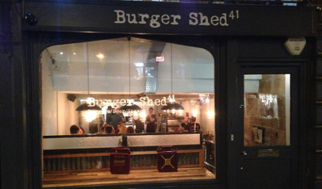 Burger Shed 41 Chester, Cheshire