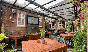Church Inn Cheadle Hulme, Cheshire