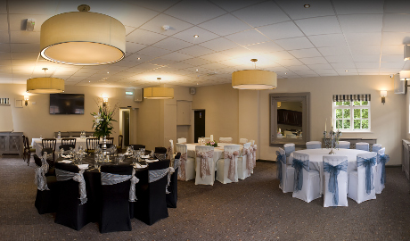 Stockport County Function Room