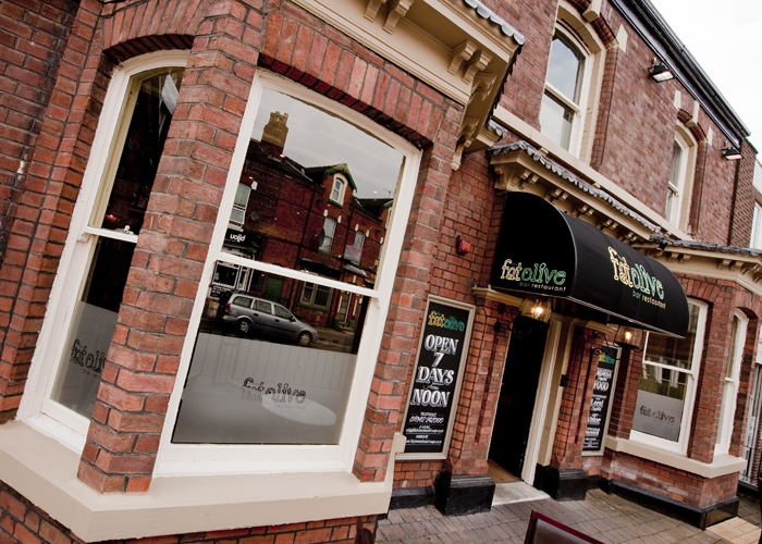 The Fat Olive Lancashire Venues Venue