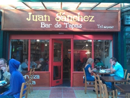 Juan Sanchez Bar De Tapas