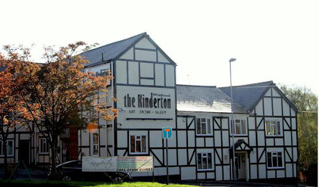 Kinderton House Hotel Middlewich, Cheshire