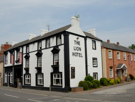 The Lion Pub With Rooms Belper, Derbyshire