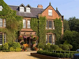 Nunsmere Hall Hotel Northwich, Cheshire