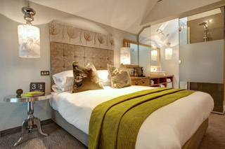 Oddfellows cheshire boutique hotel for Boutique hotels chester