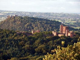 1851 Restaurant at Peckforton Castle Tarporley, Cheshire