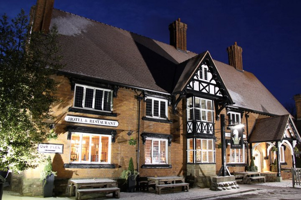 The Bears Paw Sandbach Cheshire British Restaurant