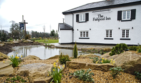 The Fishpool Inn Nr Tarporley, Cheshire