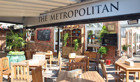 The Metropolitan West Didsbury, Manchester