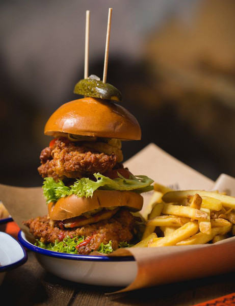 River Bar And Restaurant Manchester
