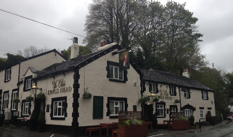 Ye Olde Kings Head Macclesfield Cheshire