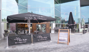 Yee Rah Bar & Grill Liverpool
