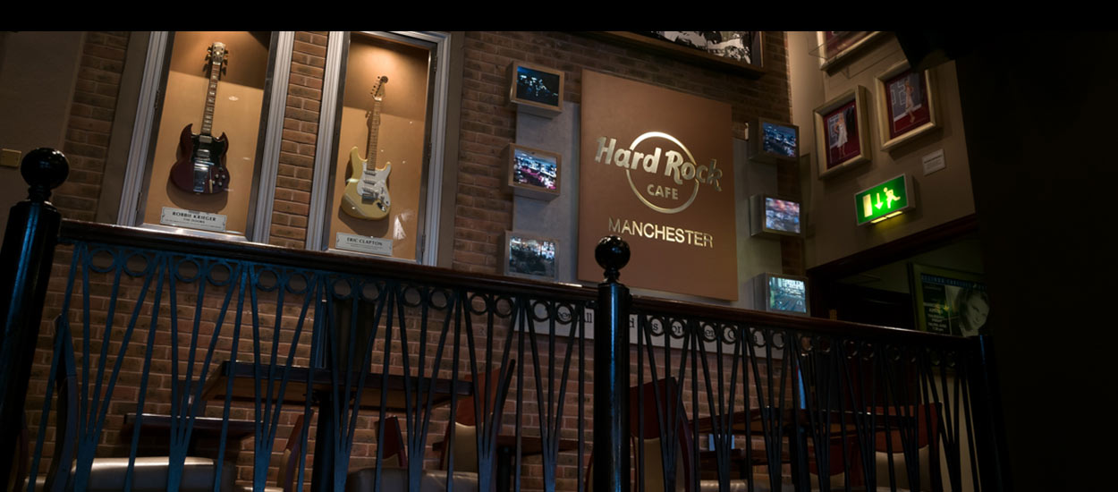 Hard Rock Cafe Manchester Offers
