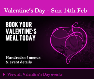 Valentines Day Restaurants